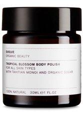 evolve organic beauty Tropical Blossom Body Polish 30 ml