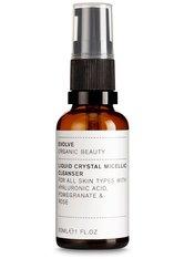 evolve organic beauty Crystal Micellic Cleanser 30 ml