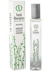 FRESH - Fresh Therapies Produkte Eden Nail Polish Remover Nagellackentferner 50.0 ml - NAGELLACKENTFERNER