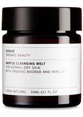 evolve organic beauty Gentle Cleansing Melt 30 ml - Gesichtsreinigung