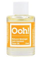 OILS OF HEAVEN - Oils of Heaven Natural Moringa Oil Travel Size Gesichtsöl 15 ml - GESICHTSÖL
