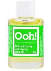 OOH! OILS OF HEAVEN - Oils of Heaven Natural Cacay Oil Travel Size Gesichtsöl 15 ml - Gesichtsöl