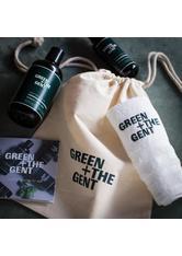 GREEN + THE GENT - Geschenkset Mit Handtuch - KÖRPERPFLEGESETS