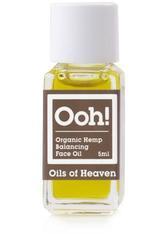 OOH! OILS OF HEAVEN - Organic Hemp Balancing Face Oil 5 ml - GESICHTSÖL