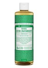 Dr. Bronner's Flüssigseife Mandel - 18in1 Naturseife 475ml Flüssigseife 475.0 ml