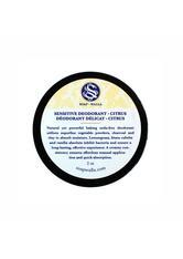 SOAPWALLA KITCHEN - Sensitive Deodorant Cream Citrus 57 g - ROLL-ON DEO