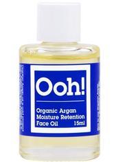 OILS OF HEAVEN - Oils of Heaven Organic Argan Oil Travel Size Gesichtsöl 15 ml - GESICHTSÖL