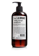 L:A BRUKET - La Bruket Körperpflege Seifen Nr. 074 Liquid Soap Cucumber/Mint 450 ml - KÖRPERCREME & ÖLE