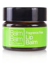 Lip Balm Fragrance Free 15 ml