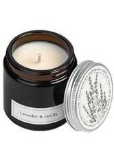 LIMA COSMETICS - Lavender & Vanilla Sojawachskerze 120 ml - Duftkerzen