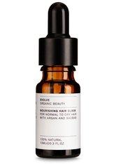 evolve organic beauty Nourishing Hair Elixier 10 ml - Haarpflege