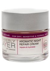 KIMBERLY SAYER OF LONDON - Aromatic Night Repair Cream 60 ml - Nachtpflege