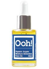 OOH! OILS OF HEAVEN - Organic Argan Moisture Retention Face Oil 30 ml - Gesichtsöl