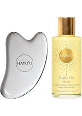 Hayo'u Body Restorer & Body Oil Set