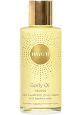 HAYO'U - Hayo'u Körper-Öl - KÖRPERCREME & ÖLE