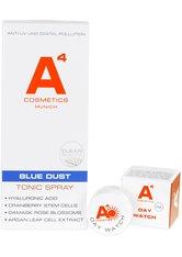 A4 BLUE DUST TONIC SPRAY | Gratis Day Watch Cream mit UV-Schutz im Wert von 15€