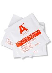 A4 Cosmetics Pflege Gesichtsreinigung Enzyme Peeling Powder 30 Stk.