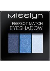 Misslyn Perfect Match Eyeshadow Midnight Sky 79 1,2 g Lidschatten