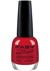 Faby Nagellack Classic Collection Red Hot! 15 ml