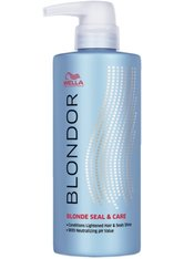 Wella Professionals Blondierungen Blondor Blonde Seal & Care 500 ml