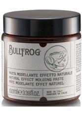 Bullfrog Natural Effect Molding Paste 100 ml Haarpaste