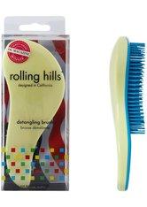 Rolling Hills Professional Detangling Brush Light Yellow Haarbürste