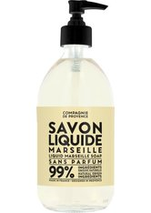 La Compagnie de Provence Liquid Marseille Soap Fragrance-Free 495 ml Flüssigseife