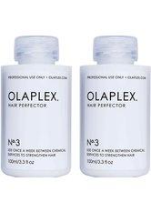 Set - Olaplex No.3 Hair Perfector 2x100 ml Haarpflegeset