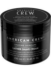American Crew Shaving Skin Care Lather Shave Cream Rasiercreme 250 ml