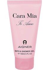 Aigner Cara Mia Ti Amo Shower Gel - Duschgel 150 ml