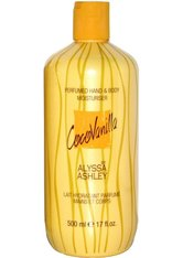 Alyssa Ashley Damendüfte CocoVanilla Hand & Body Lotion 500 ml