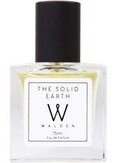 Walden Perfumes The Solid Earth Natural Perfume Eau de Parfum  15 ml