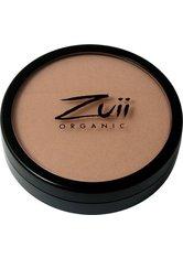 Zuii Organic Powder Foundation pecan 201 10 g Kompakt Foundation
