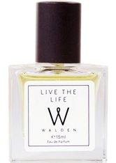 Walden Perfumes Live The Life Eau de Parfum (EdP) 15 ml Parfüm