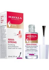 Mavala Base Coat, Unterlack, Mava-Strong 10 ml, transparent