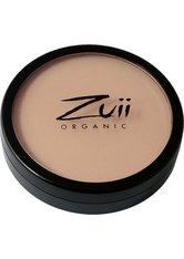 Zuii Organic Powder Foundation almond 200 10 g Kompakt Foundation