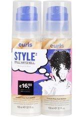 Set - Paul Mitchell Curls Twirl Around 2 x 150 ml Haarpflegeset