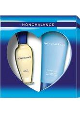 NONCHALANCE - Nonchalance Damendüfte Nonchalance Geschenkset Eau de Toilette Spray 30 ml + Shower Gel 100 ml 1 Stk. - DUFTSETS