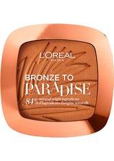 L'Oréal Paris Bronze to Paradise 03 Back to Bronze Bronzepuder 9g Bronzingpuder