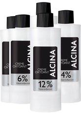 Alcina Color Creme Oxydant Entwickler 12% 1000 ml Entwicklerflüssigkeit
