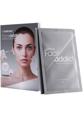 SOADDICTED - Soaddicted Faceaddict Multi-Zonal Non-Injectable Filler 2 x 1,2 g Tuchmaske - TUCHMASKEN