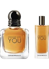 Aktion - Emporio Armani Stronger With YOU Duftset (EdT50/EdT15)