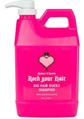 ROCK YOUR HAIR - Rock your Hair Big Hair Rocks Shampoo 1892 ml - SHAMPOO