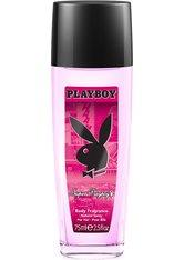 Playboy Super Women Deo Natural Spray 75 ml Deodorant Spray