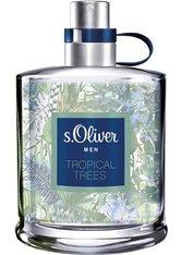 s.Oliver Men Tropical Trees Eau de Toilette (EdT) 30 ml Parfüm