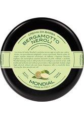 Mondial Luxury Shaving Cream Plexi Bowl 150 ml Bergamotto Neroli Rasiercreme
