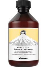 Davines Purifying Shampoo Pflege bei Schuppen 1000 ml