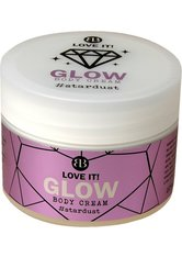 Bettina Barty Love it! Glow Body Cream Stardust 225 ml Körpercreme