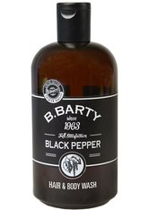 Bettina Barty Black Pepper Hair & Body Wash 500 ml Shampoo