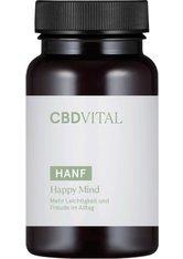 CBD VITAL Hanf Happy Mind 60 Kapseln Nahrungsergänzungsmittel